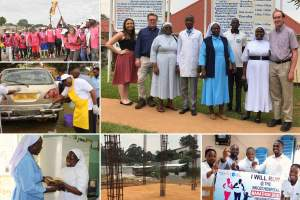 Hospital in Uganda with mission to serve the vulnerable