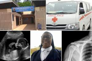 Nigerian Nun's Grant Writing Skills Help Thousands in Need