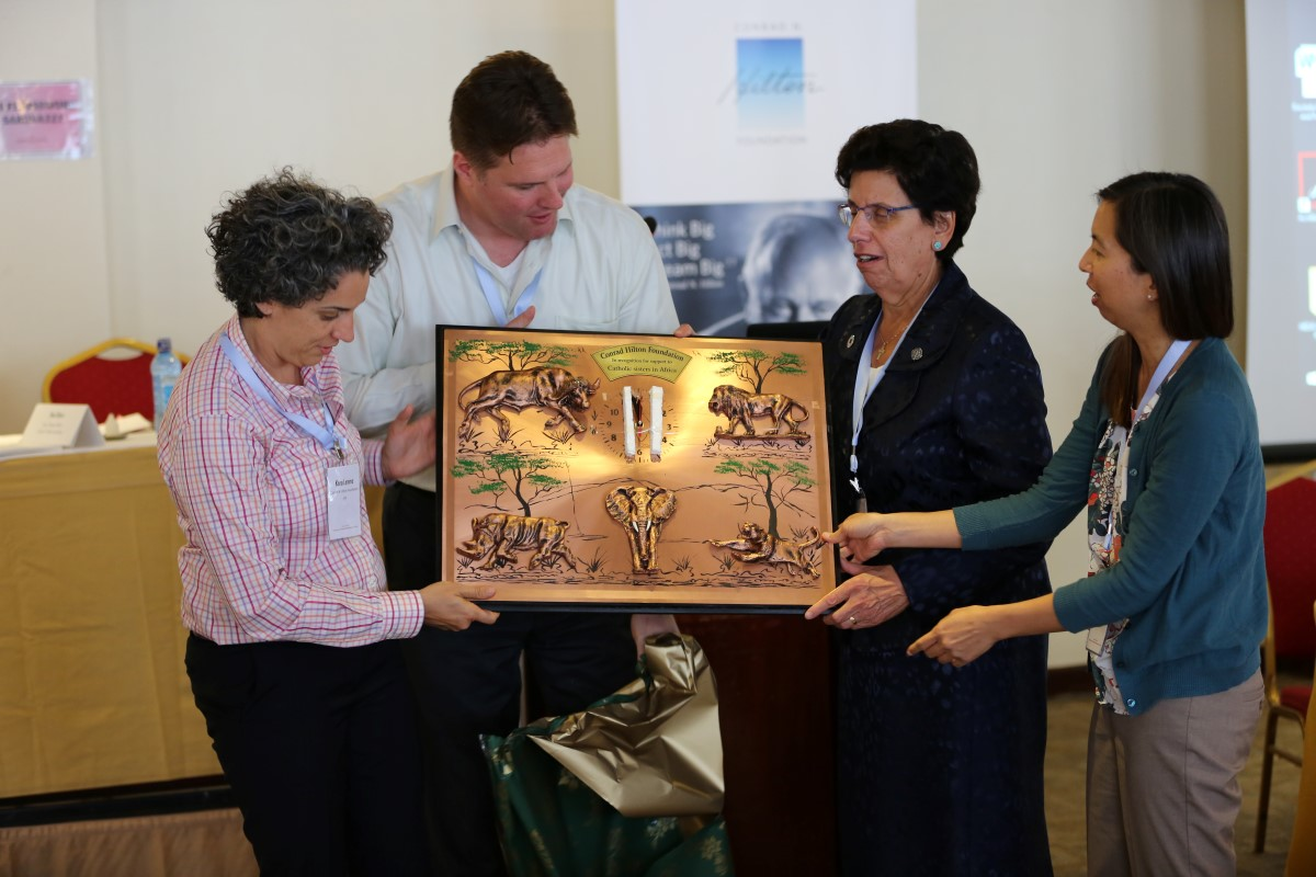 Conrad N. Hilton Foundation, Catholic Sisters Initiative also received a gift