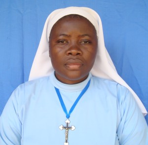 SR. M. CHRISTABELA RAPHAEL. IMMACULATE HEART OF MARY- MOROGORO (Age. 39)