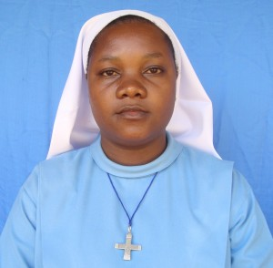 SR. M. RITA RICHARD.  ST. THERESIAN SISTERS OF THE CHILD JESUS- BUKOBA DIOCESE  (Age.  36yrs)